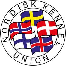 Логотип Nordic Kennel Union