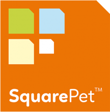 Логотип Square Pet
