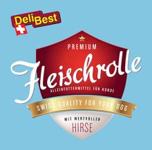 Логотип Deli Best Fleischrolle