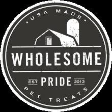 Логотип Wholesome Pride Pet Treats