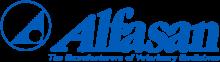 Логотип Alfasan