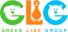Логотип Грин Лайн Групп