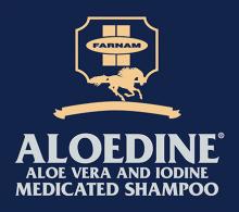 Логотип Farnam Aloedine