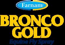 Логотип Farnam Bronco Gold