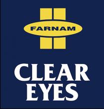 Логотип Farnam Clear Eyes