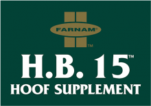 Логотип Farnam H.B. 15
