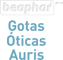 Логотип Beaphar Pro Gotas Oticas Auris