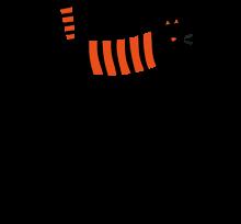 Логотип Котик