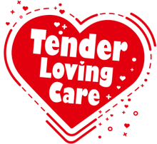 Логотип Tender Loving Care