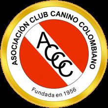 Логотип Asociacion Club Canino Colombiano