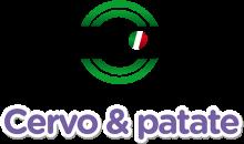 Логотип Atletic Dog Cervo & Patate