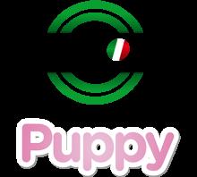 Логотип Atletic Dog Puppy