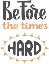 Логотип BeFore The Times Hard