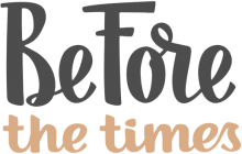 Логотип BeFore The Times
