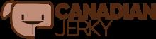Логотип Canadian Jerky