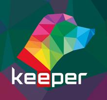 Логотип Keeper