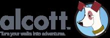 Логотип Alcott