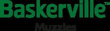 Логотип Baskerville Muzzles 2019