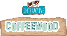 Логотип Bunny Nature Interactive Coffeewood