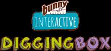 Логотип Bunny Nature Interactive Digging Box
