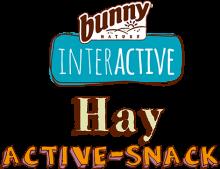 Логотип Bunny Nature Interactive Hay Active Snack