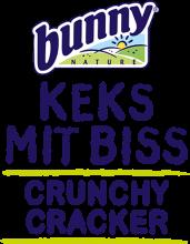 Логотип Bunny Nature Keks Mit Biss