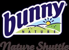 Логотип Bunny Nature Nature Shuttle