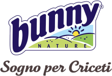 Логотип Bunny Nature Sogno per Criceti