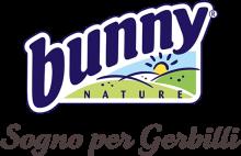 Логотип Bunny Nature Sogno Per Gerbilli