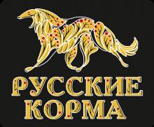 Логотип Русские корма