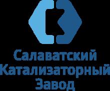 Логотип Салаватский Катализаторный Завод