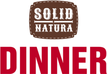 Логотип Solid Natura Dinner For Dog