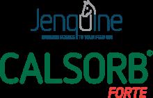 Логотип Jenquine Calsorb Forte