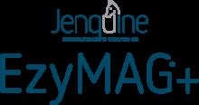 Логотип Jenquine Ezy MAG +