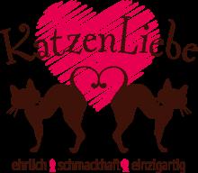 Логотип Katzen Liebe