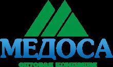 Логотип МЕДОСА