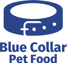Логотип Blue Collar Pet
