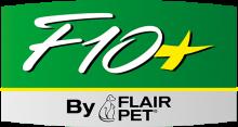 Логотип F10 +