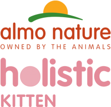Логотип Almo Nature Holistic Kitten