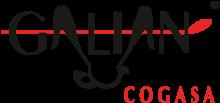 Логотип Galian Cogasa