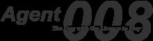 Логотип Agent 008