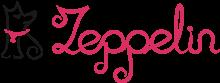 Логотип Цеппелин