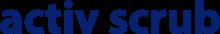Логотип Activ Scrub