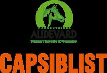 Логотип Audevard Capsiblist
