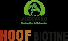Логотип Audevard Hoof Biotin