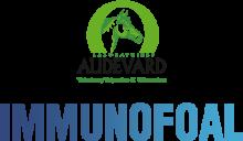 Логотип Audevard Immunofoal