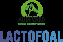 Логотип Audevard Lactofoal