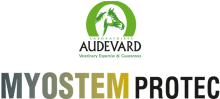 Логотип Audevard Myostem Protec