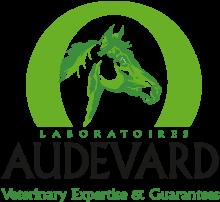 Логотип Audevard