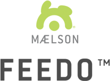 Логотип Maelson Feedo